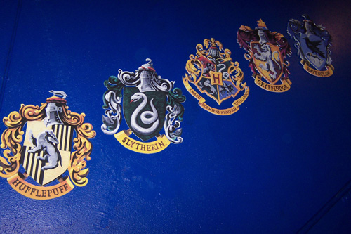 HogwartsWappenCrests